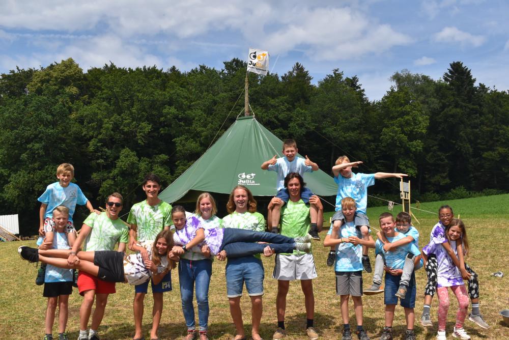 Jubla-Lager 2019 Gruppe Bärentatze (5/10)
